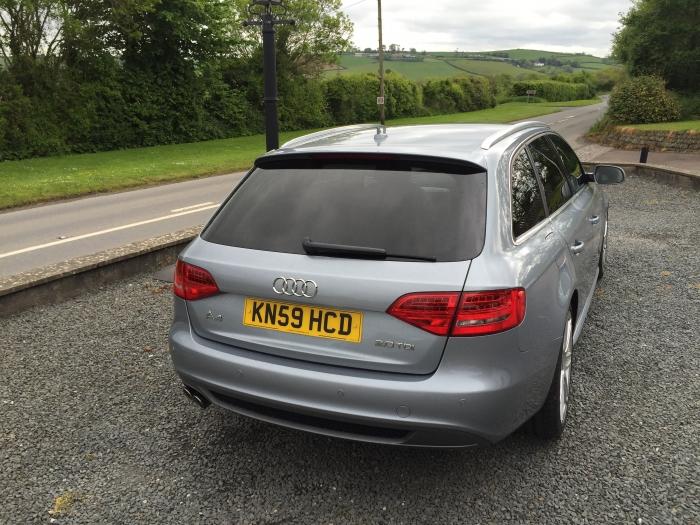 Audi devon service hours 11