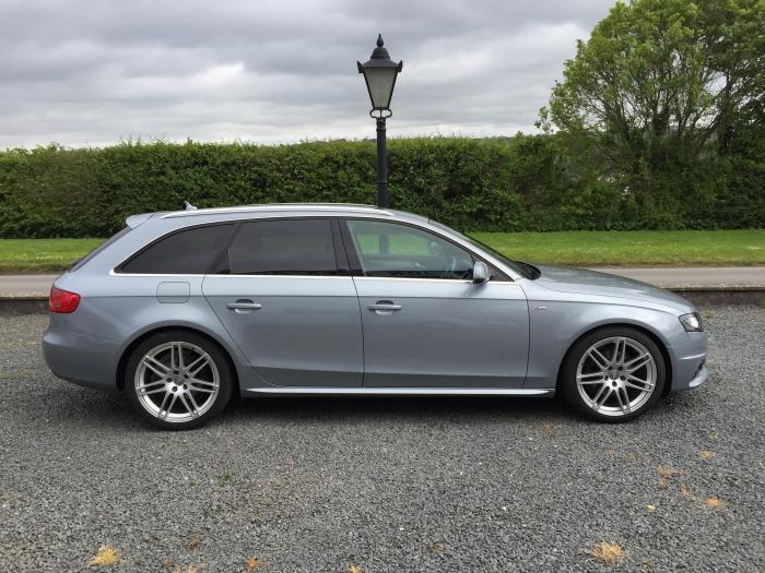 Audi devon service hours 14